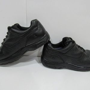 DUNHAM Shoes - DUNHAM by NEW BALANCE Sz 13 Black Derby Mens Shoes